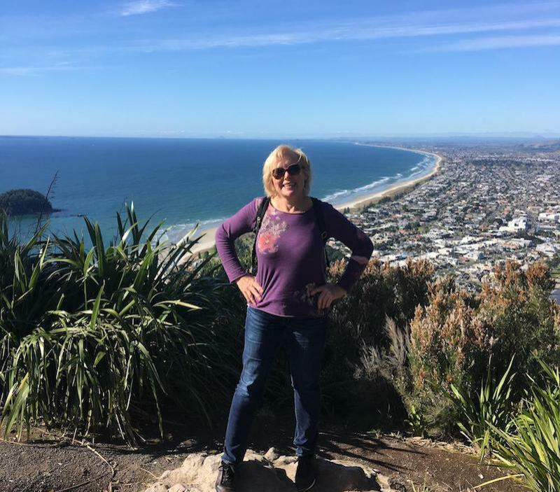 MILANA JOBBAGY: THE JOYS OF BEING A GRANNY AU PAIR IN TAURANGA