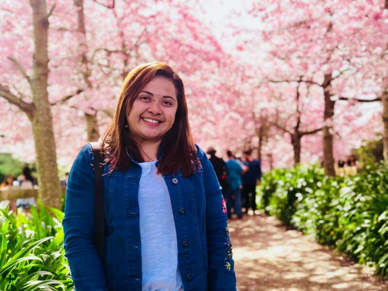Filipino Nurse Enjoying Life and Study in Tauranga