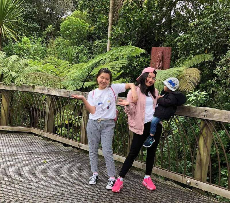 The Sisterly Bond That Brought a Vietnamese Student to Tauranga