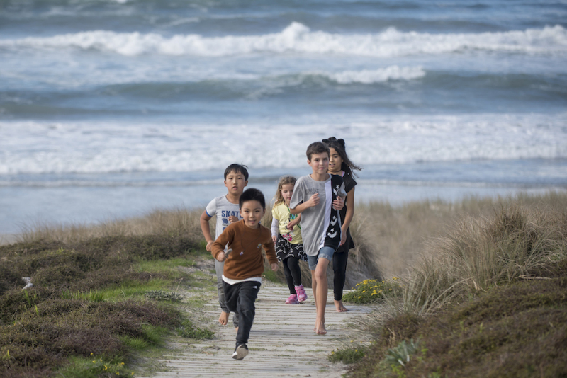 Chinese Student Discovers a Love of Reading in Tauranga
