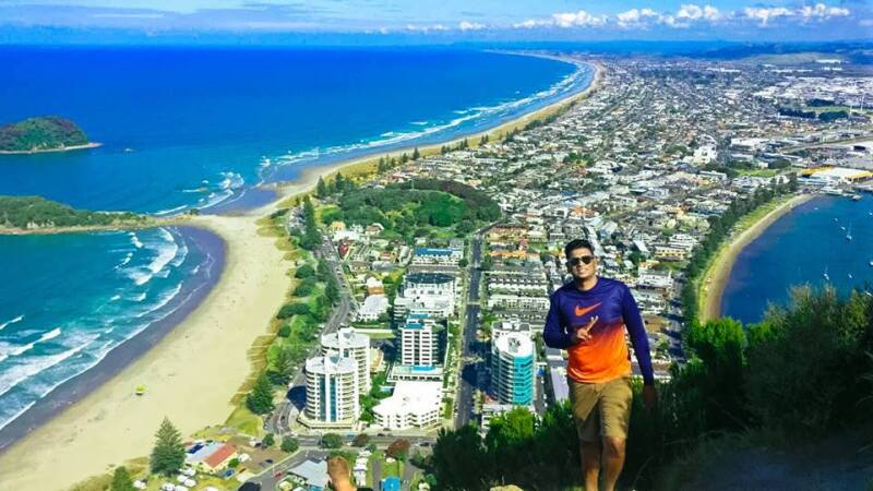 The Sri Lankan Student Bringing a Smile to Tauranga's Hospitality Industry