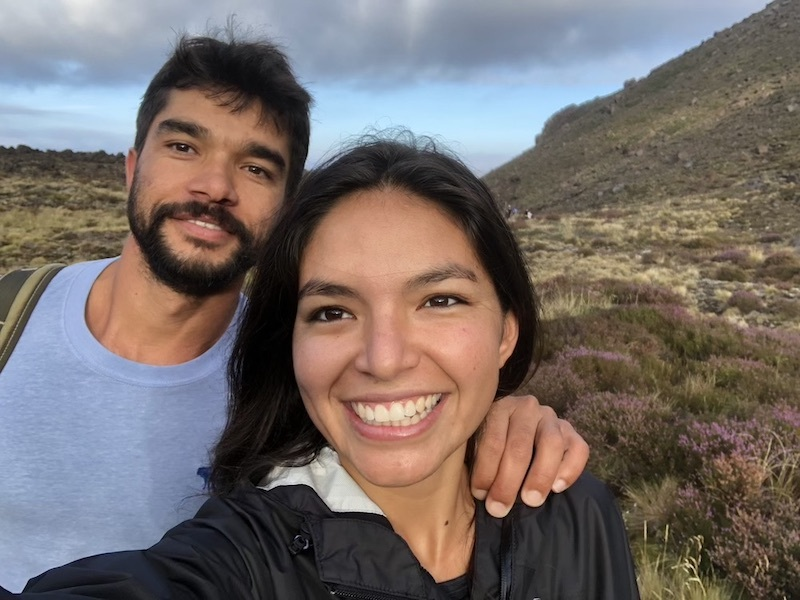 How a Chilean Student Went With the Flow When Covid-19 Hit
