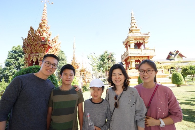One Thai Family's Annual Study Holiday in Tauranga
